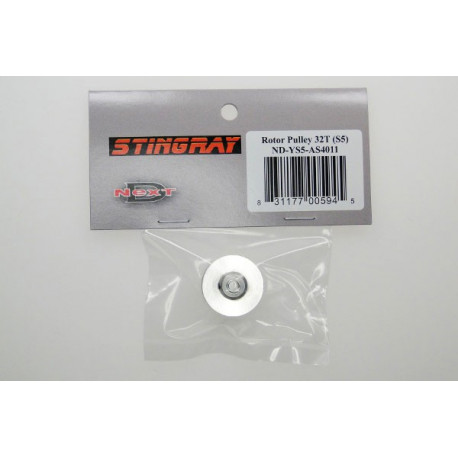 Rotor Pulley 32T (1) - Stingray 500