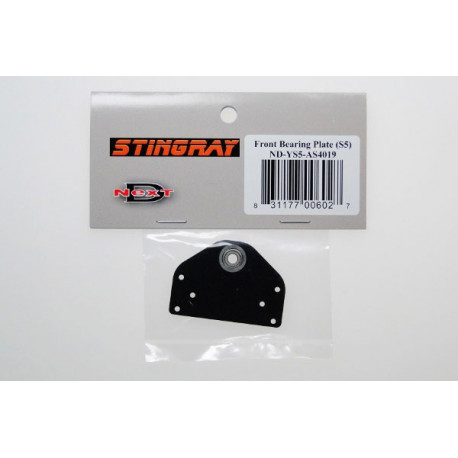 Front Bearing Plate - Stingray 500