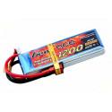 Gens ace 1200mAh 11.1V 40C 3S1P Lipo Battery/Batterie Pack (B-40C-1200-3S1P)