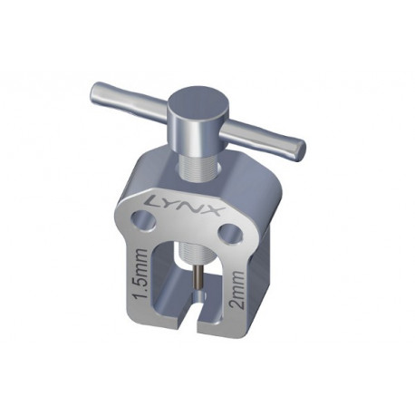 130X Pinion Extractor - 1.5 / 2 mm Motor Shaft (LX0822)