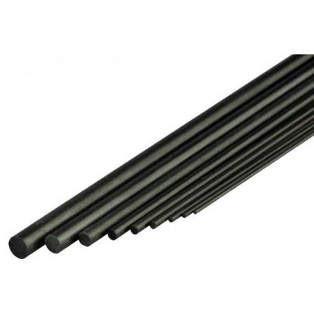 Jonc rond de carbone 4.0 x 1.000mm