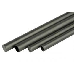 Barre ronde de carbone 8.0 x 1.000mm