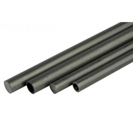 Barre ronde de carbone 10.0 x 1.000mm