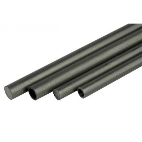 Tube de carbone 10.0 x 8.0 x 1.00mm