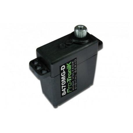 Micro Servo Numerique 8470 MG-D HV (3.0kg / 0.075s) A2Pro (78470)