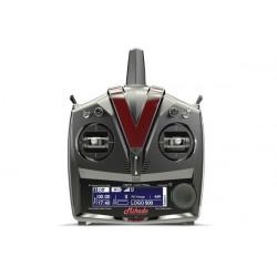 Mikado Radio VBar Control avec RX-Satellite (grey/black - 04841)