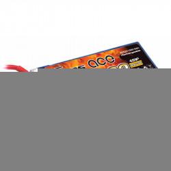 Gens ace 1800mAh 14.8V 25C 4S1P Lipo Battery Pack
