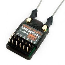 SPEKTRUM Récepteur Marine MR3000 2.4GHz 3-Voies (SPMMR3000)