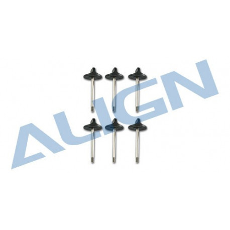 Twist-off Socket Collar Screws M3x36 (M480029XXT)