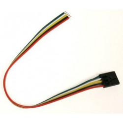 Connecteur Molex 5p pour faisceau de caméra perso (FSV1502)