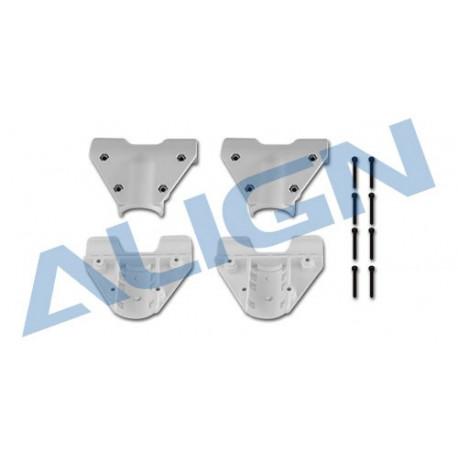 Support Blanc de patins d'atterrissage (M480023XX)