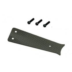 plaque de protection pour bras en carbone Racer S250/S250Agility Carbon Frame (SPX-83018)