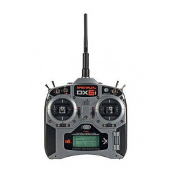 DX6i 6 voies Nouvelle version Emetteur seul Mode 2 (SPMR6630) + 1 Recepteur AR610 OFFERT