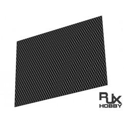 RJX Carbon Fiber Material 400x500x1.5mm (RJX13)