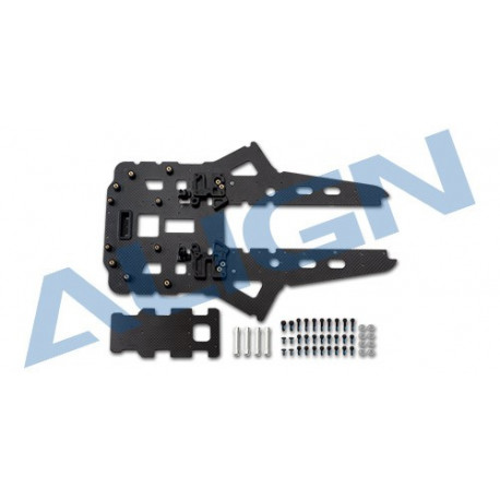 Lower Carbon Plate Set (M480036XXT)