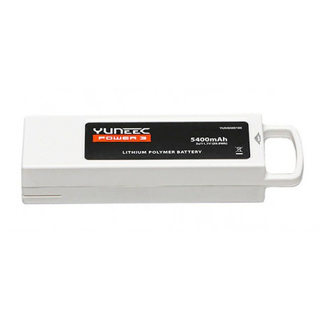 5400mAh 3-Cell / 3S 11.1V LiPo Battery w/Cartridge: Q500