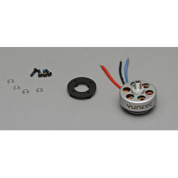 Brushless Motor A, Clockwise Rotation (Left Front / Right Rear): Q500