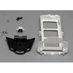 Battery Frame and Door Set: Q500