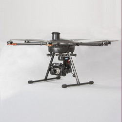 DRONE YUNEEC H920 +Nacelle/Camera V18+Radio ST24+Steadygrip+2 batteries+Valise RTF (Single Version)