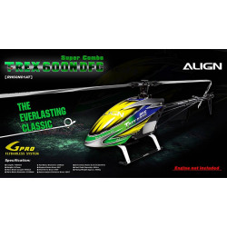 T-REX 600N DFC Super Combo Model 2015 (RH60N01AT)