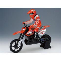 MOTO M5 BRUSHLESS Rouge RTR