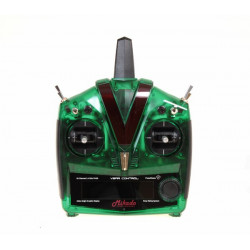 VBar Control Radio, green transparent (04971)