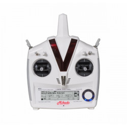 VBar Control Radio with RX-Satellite, white (04982)