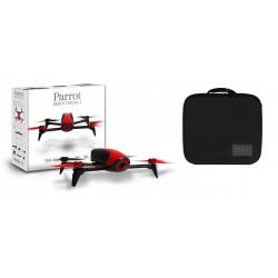 Drone Parrot Bebop 2 Rouge + Malette de transport Parrot