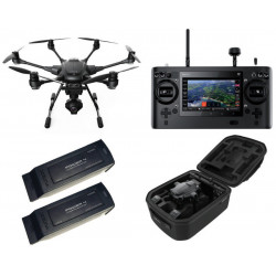 TYPHOON H RTF avec Backpack + Intel RealSense +ST16 +CGO3+ Wizard+2x Battery (YUNTYHBREU)