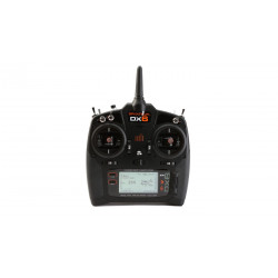 DX6 6-Channel DSMX Transmitter Mode 2 with AR610 Receiver (SPM6750)