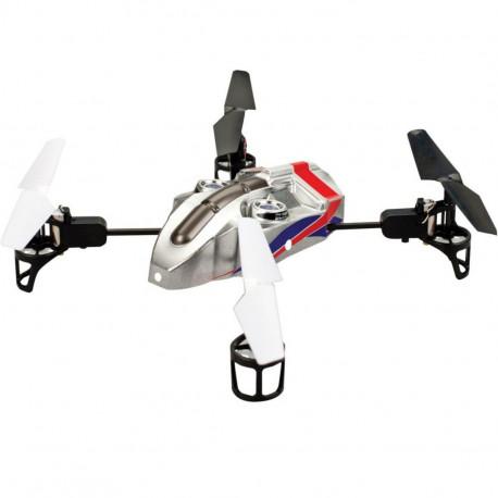 Blade mQX Quad Helicopter RTF (2.4 Ghz Mode 1) (BLH7500EU1)