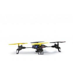 Quadrocopter Q-Drohne avec Camera