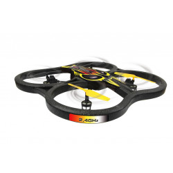 Quadrocopter Invader