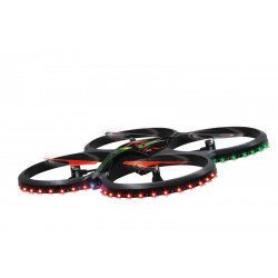 Quadrocopter Flyscout Boussole-LED
