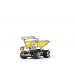Metal Construction Dump Truck