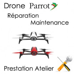 Main d'Oeuvre 1h Reparation Parrot