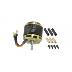 GUEC GM-601 Scorpion Brushless Motor (1820W-910KV) (208601)