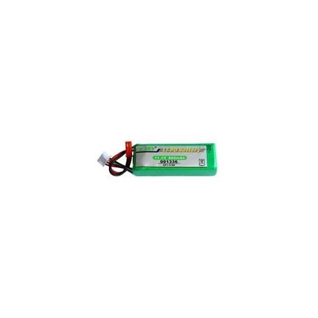 Li-Polymer battery 11.1v 800mAh