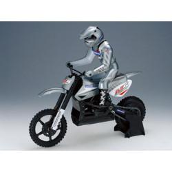 MOTO M5 BRUSHLESS ARGENT RTR