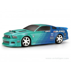 MICRO RS4 1/18 JUSTIN PAWLAK 2013 RTR