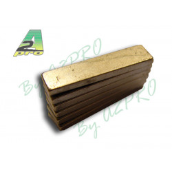 Aimant rectangle 25x6x2mm (5752)