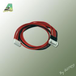 Rallonge 30cm AWG22 JST-XH 4S (10 pcs) (12345-0)
