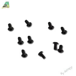 Vis autotaraudeuse M3x6 (10pcs) (C13005)
