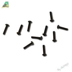 Vis tete bombee M3x14 (10pcs) (C13009)
