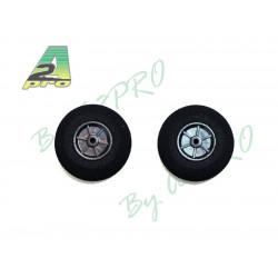 Roues en mousse Ultra legere - 30mm (4441)