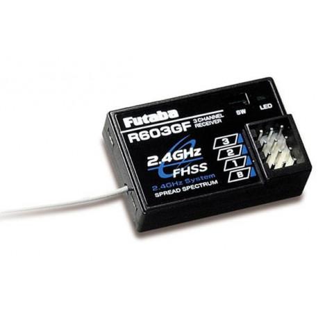 Futaba Receiver R603GF 2.4Ghz