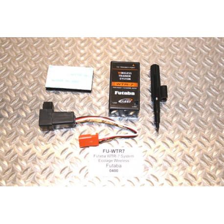 Futaba WTR-7 System Ecolage Wireless