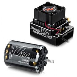 HOBBYWING COMBO (A) V3.1 ESC + V10 3.5T MOTOR
