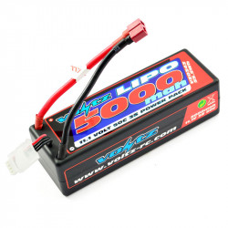 VOLTZ 5000mah HARD CASE 11.1V 50C LIPO STICK PACK