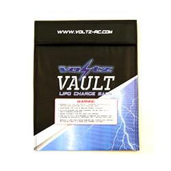 VOLTZ CHARGE VAULT LIPO SACK LARGE BAG 23cm x 30cm